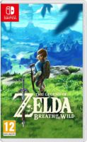 Copertina di The Legend of Zelda: Breath of the Wild