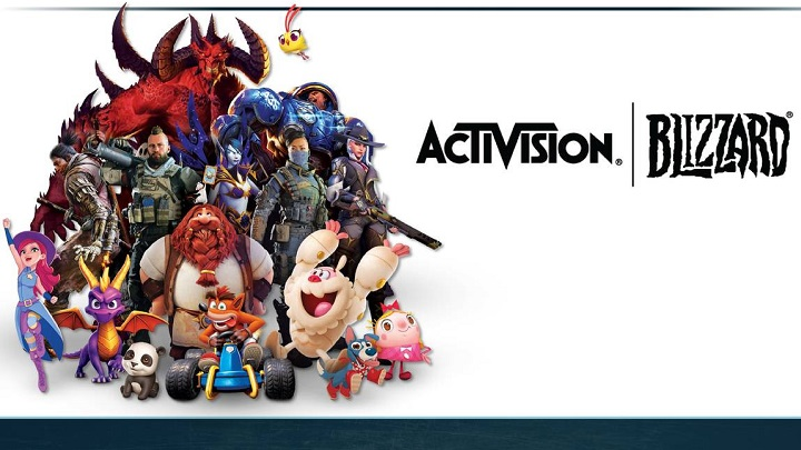 Activision Blizzard Cover Vicarious Visions