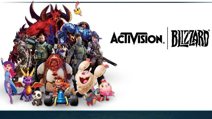 Activision Blizzard Cover