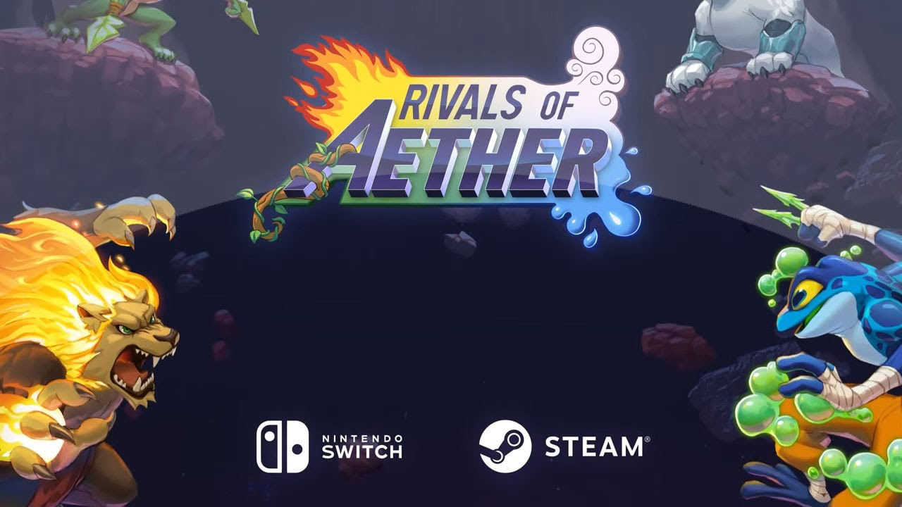 Rivals of Aether - Definitive Edition