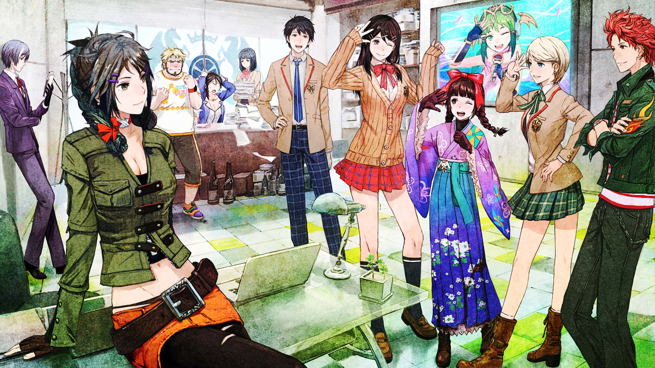 Tokyo Mirage Sessions ♯FE Encore Cover