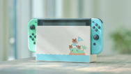Nintendo Switch a tema Animal Crossing: New Horizons