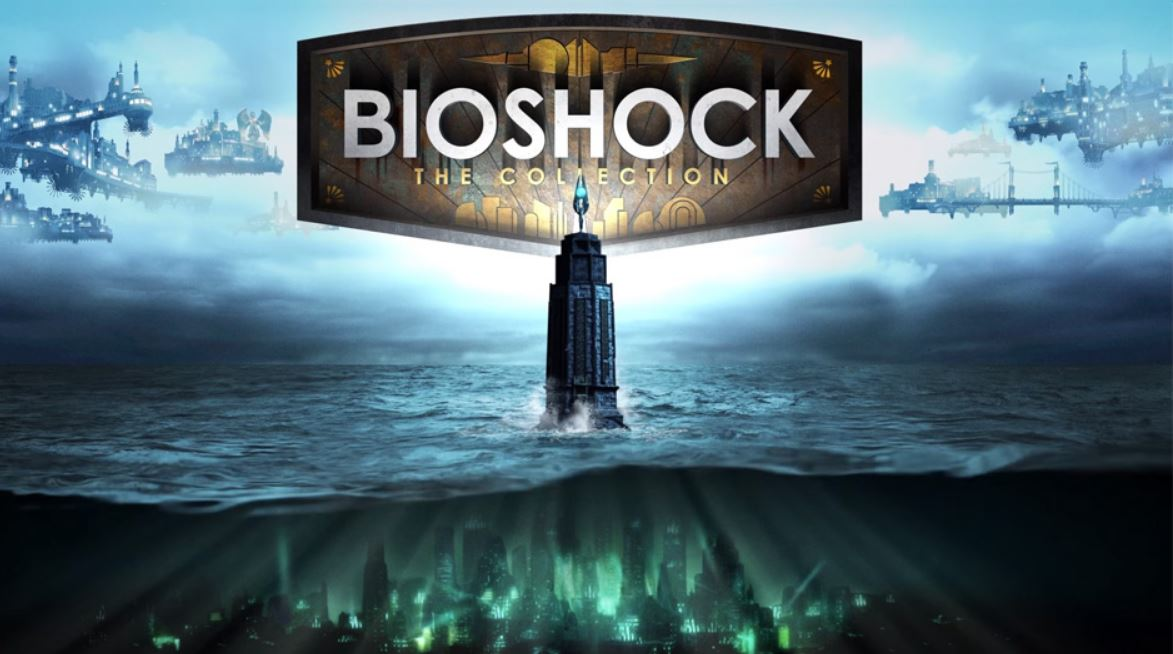BioShock: The Collection copertina
