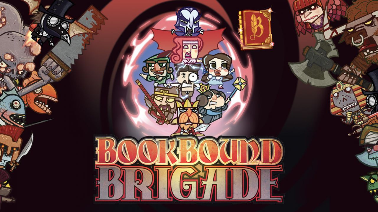 Bookbound Brigade Cover