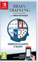 Brain Training del Dr. Kawashima per Nintendo Switch Cover