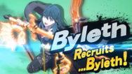 Super Smash Bros. Ultimate Byleth
