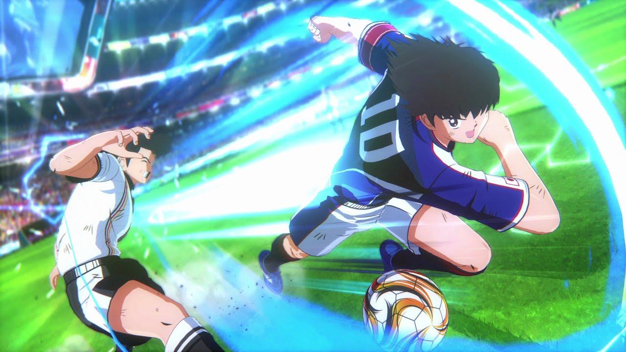 Captain Tsubasa: Rise of New Champions locandina