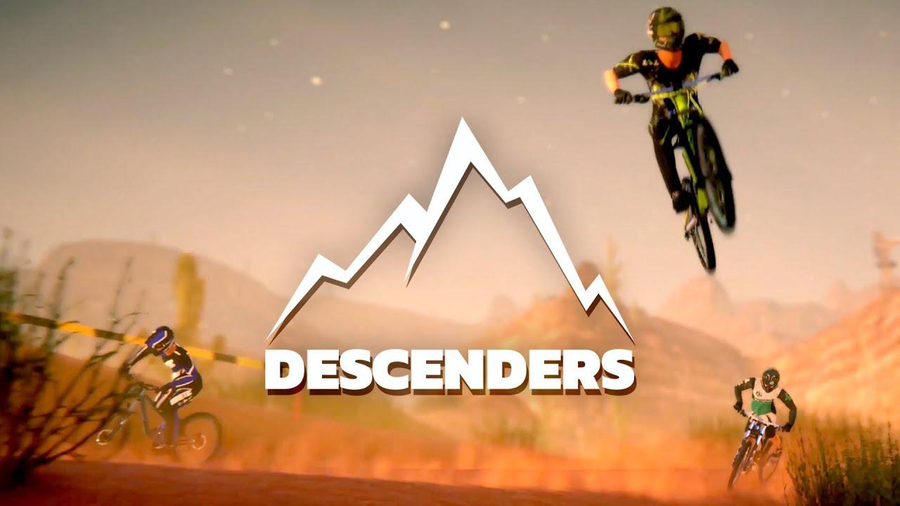Descenders locandina Nintendo Switch Online