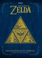 Copertina di The Legend of Zelda: Enciclopedia di Hyrule