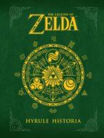 Copertina di The Legend of Zelda: Hyrule Historia