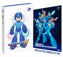 Copertina di Mega Man 11: Celebrating 30 Years of the Blue Bomber