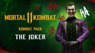 Mortal Kombat 11 presenta Joker tra i suoi nuovi personaggi