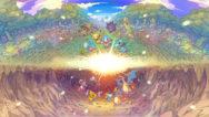 Illustrazione principale di Pokémon Mystery Dungeon Squadra di Soccorso DX