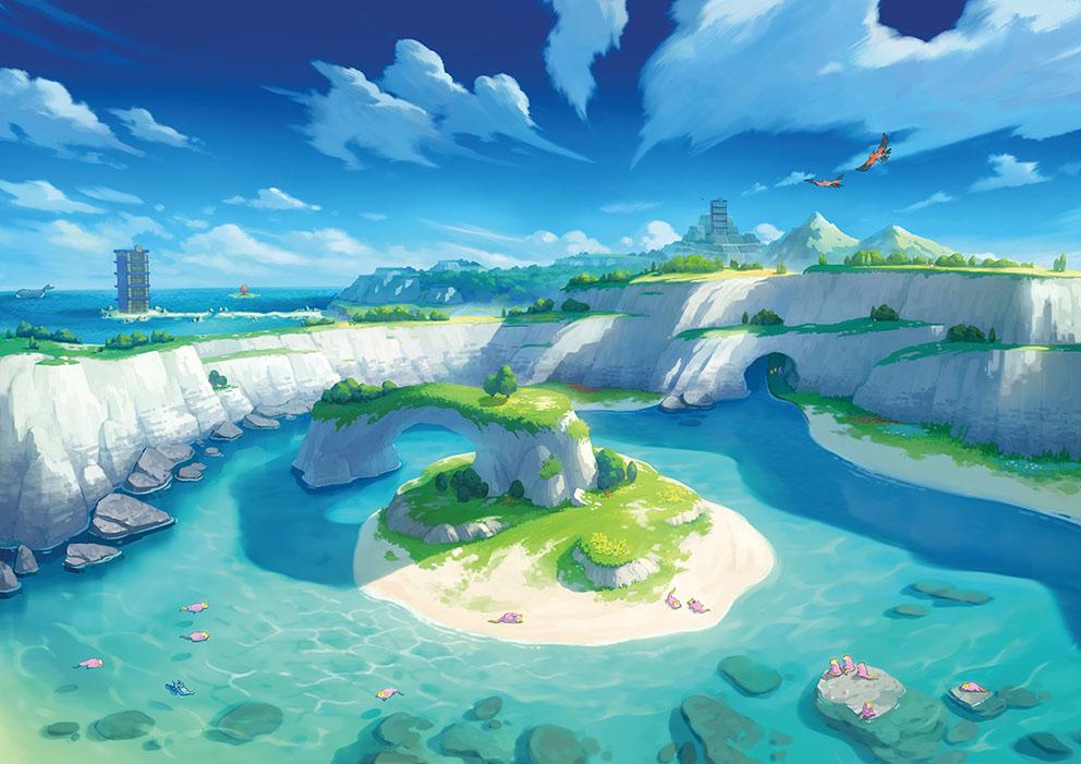 Pokémon Spada e Scudo, pass di espansione