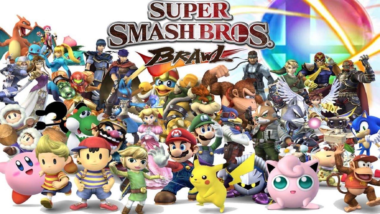Super Smash Bros. Brawl Satoru Iwata