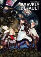 Copertina di The Art of Bravely Default