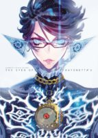 Copertina di The Eyes of Bayonetta 2