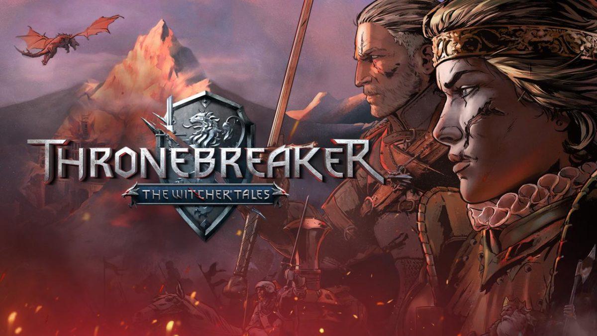 Thronebreaker: The Witcher Tales è ora disponibile sul Nintendo eShop