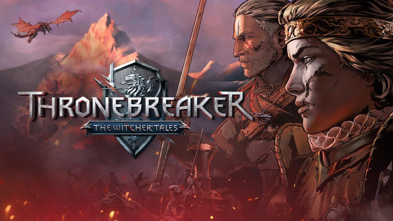 Thronebreaker: The Witcher Tales locandina