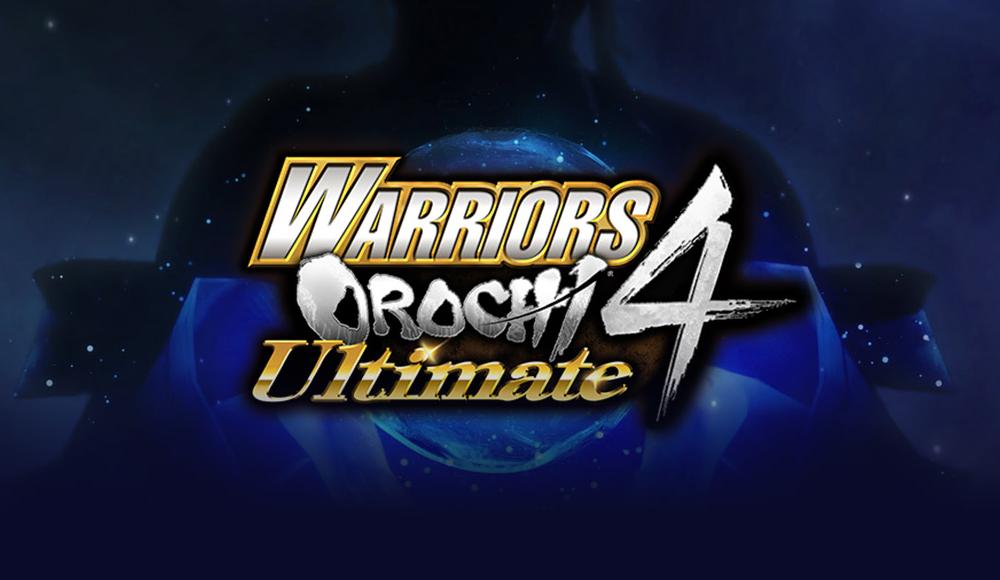 Warriors Orochi 4 Ultimate logo