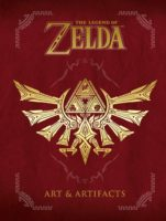 Copertina di The Legend of Zelda: Art & Artifacts