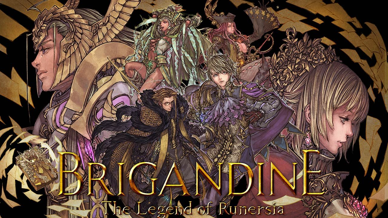Brigandine: The Legend of Runersia locandina