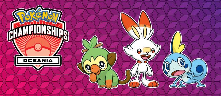 Pokémon Campionati Internazionali Oceania