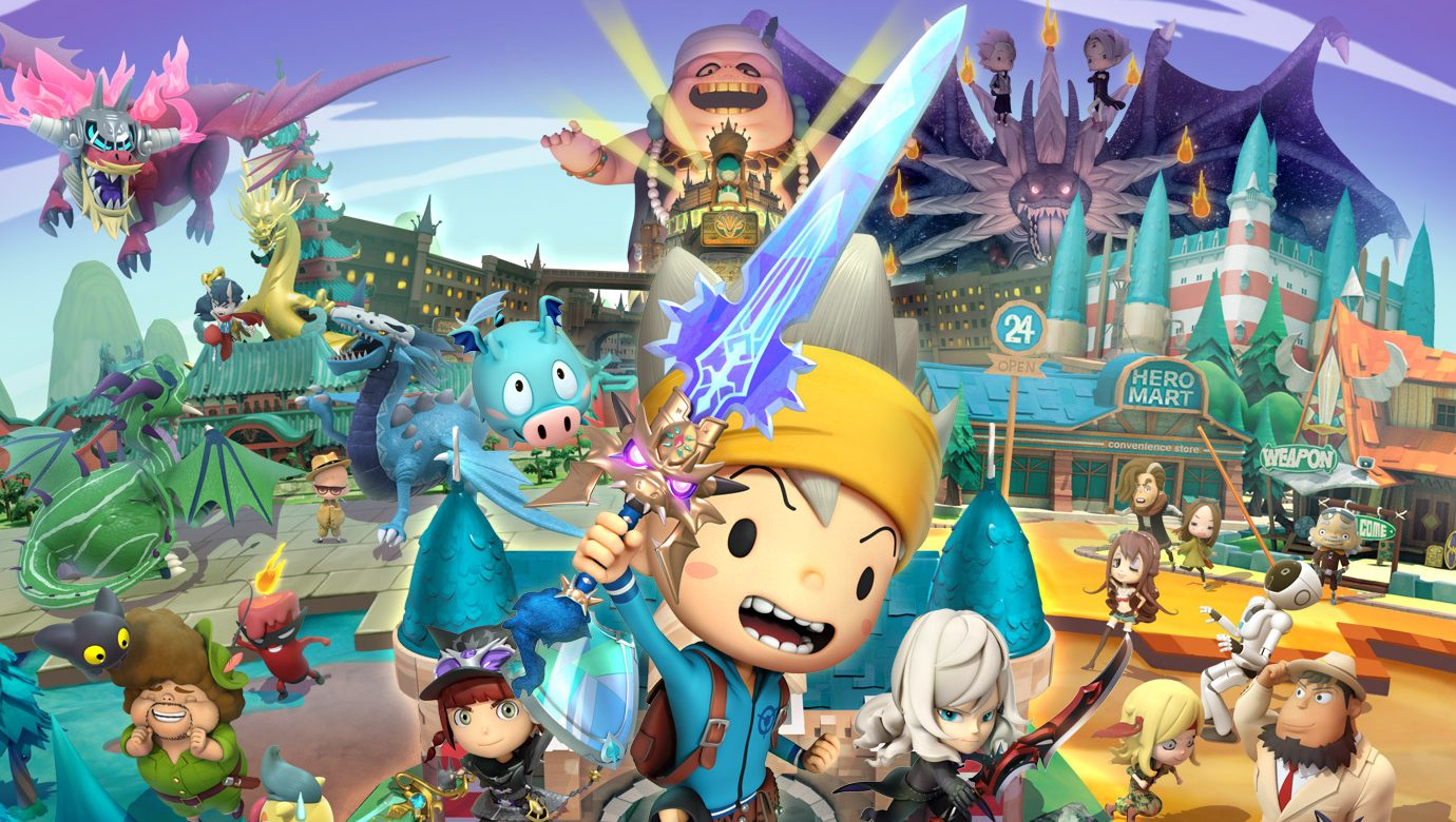 Snack World: Esploratori di Dungeon - Gold Cover