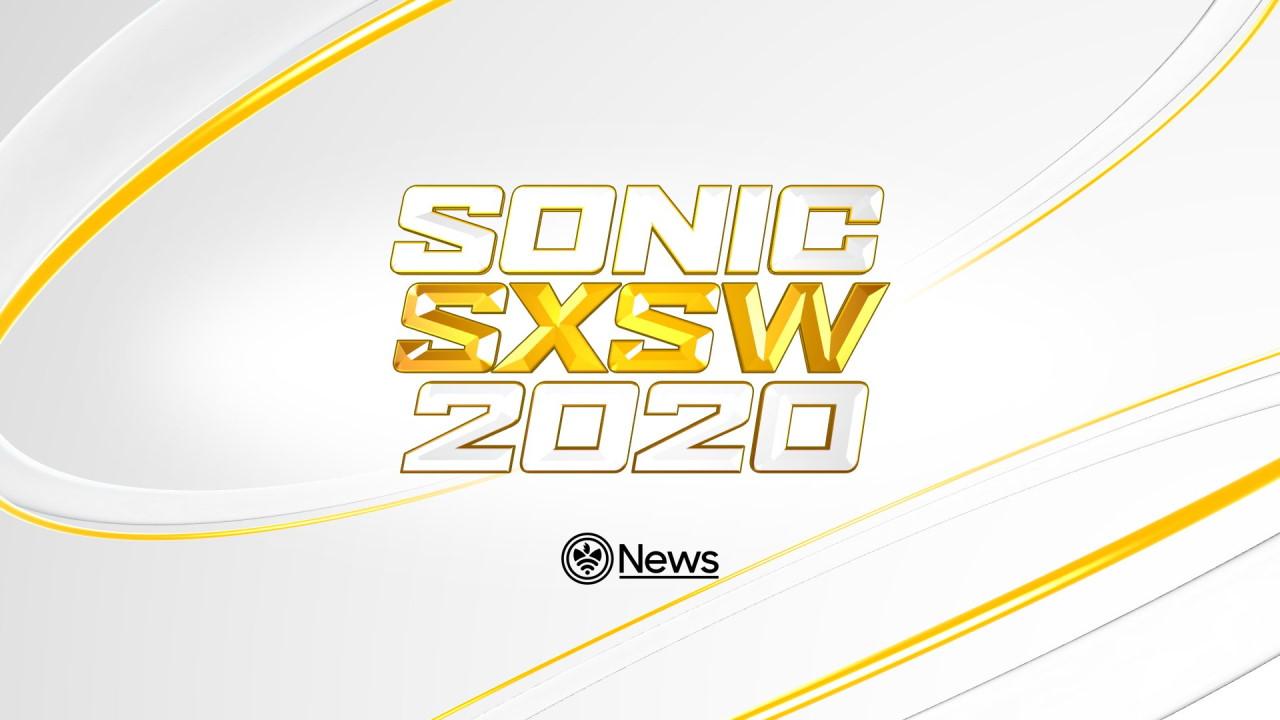 Sonic SXSW 2020 Cover