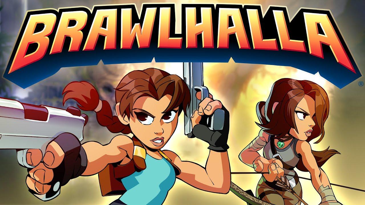 Brawlhalla Tomb Raider