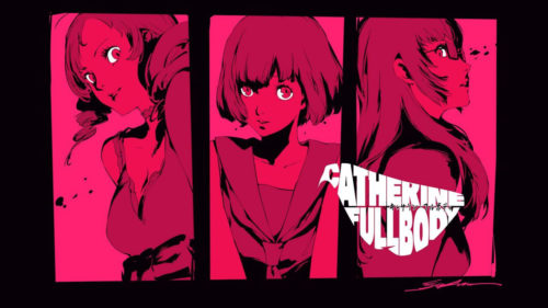 Catherine: Full Body locandina