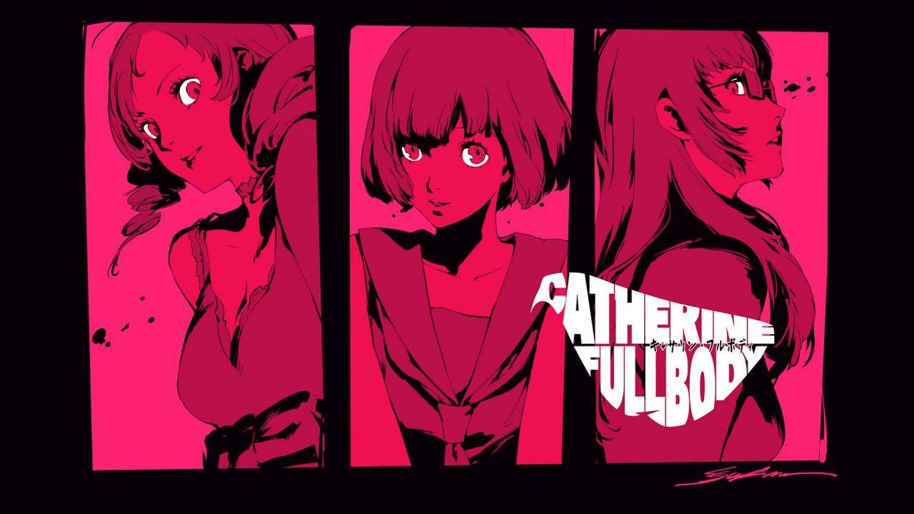 Catherine: Full Body locandina