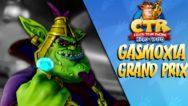 Crash Team Racing Nitro-Fueled Gran Premio di Gasmoxia