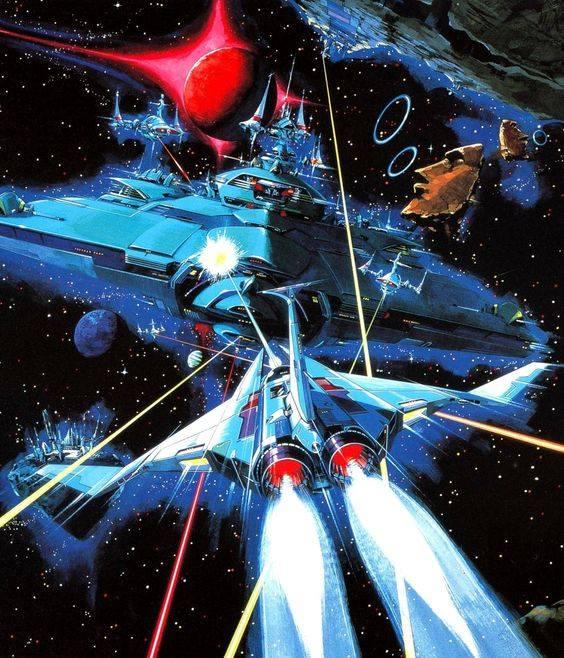 Gradius illustrazione del primo gioco ad introdurre il Konami Code
