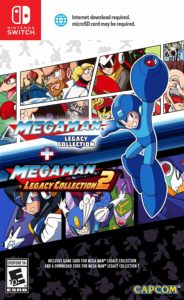 Mega Man: Legacy Collection 1 + 2