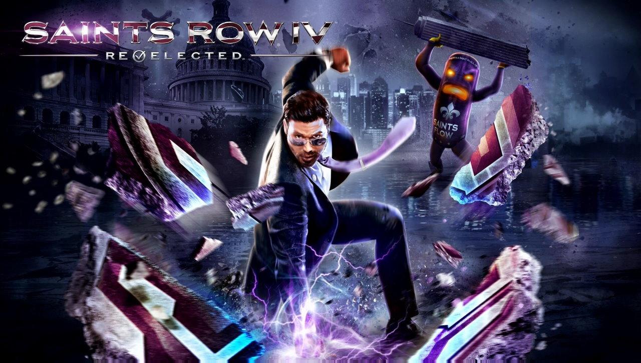 Saints Row: IV - Re-Elected