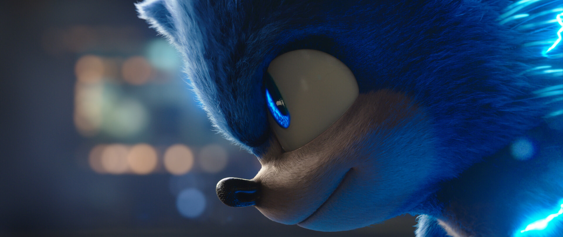 Sonic The Hedgehog 2 - screenshot dal primo film
