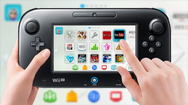 App di YouTube per Wii U