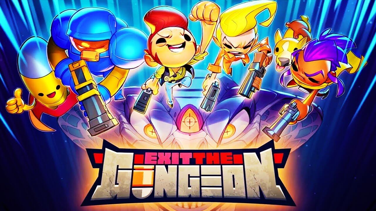Exit the Gungeon cover