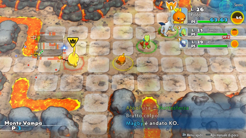 Pokémon Mystery Dungeon: Squadra di Soccorso DX azumarill shiny