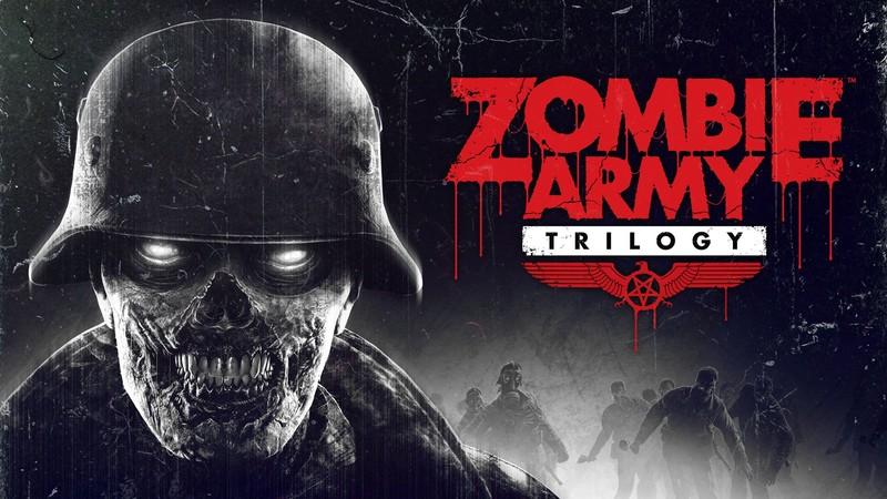 Zombie Army Trilogy locadina