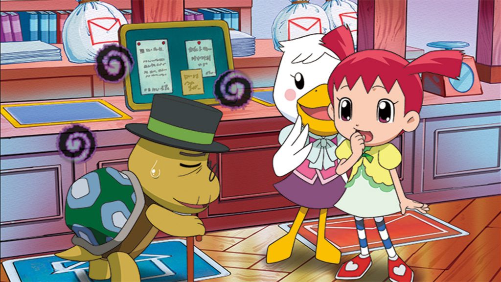 Animal Crossing: The Movie Bandai Namco