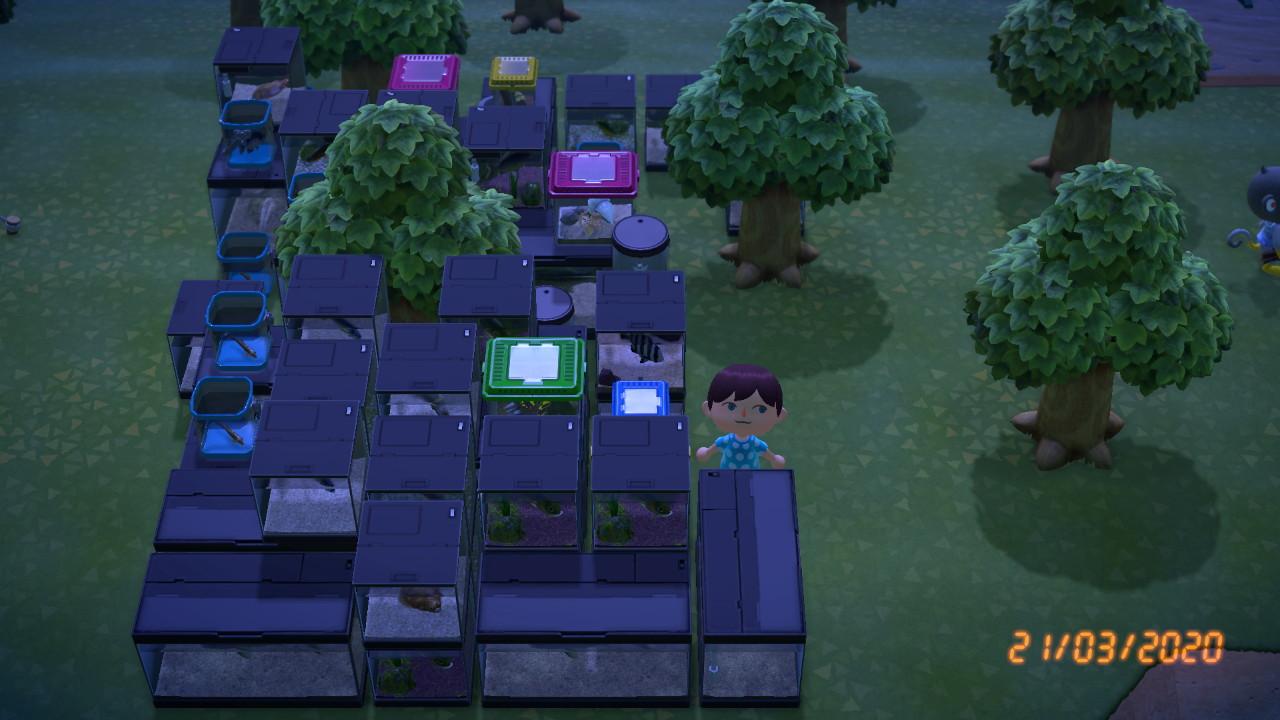 Animal Crossing: New Horizons PETA