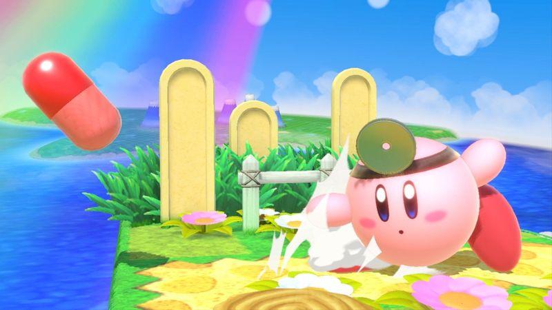 Kirby Dr. Mario Makiko Ohmoto