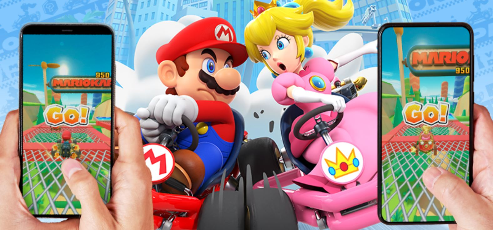 Mario Kart Tour multiplayer online