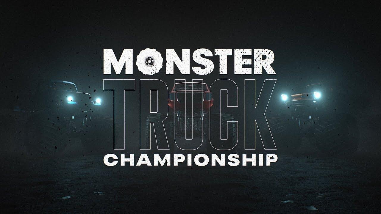 Monster Truck Championship locandina
