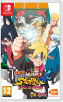 Naruto Shippuden Ultimate Ninja Storm 4 Road to Boruto - Nintendo Switch