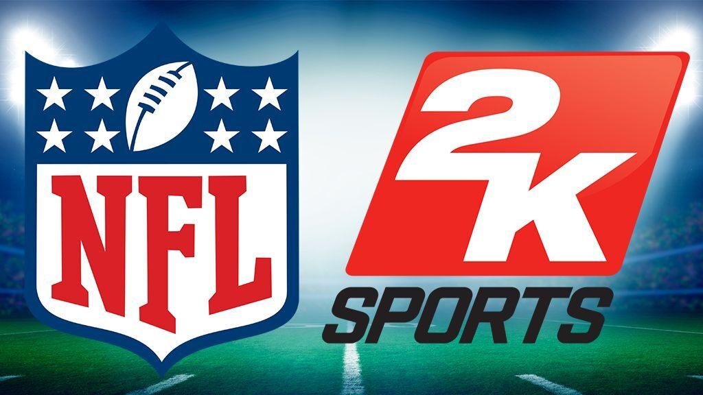 Partnership NFL e 2K
