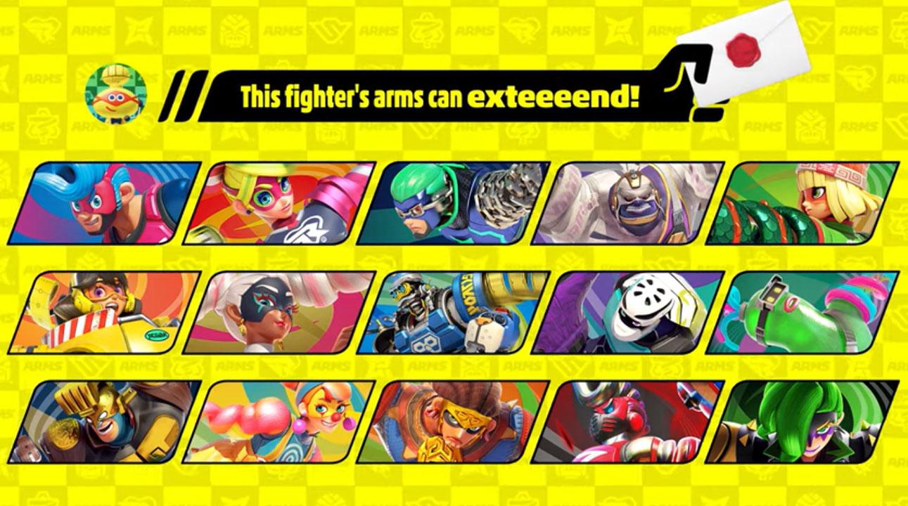 Super Smash Bros. Ultimate accoglie un personaggio di ARMS