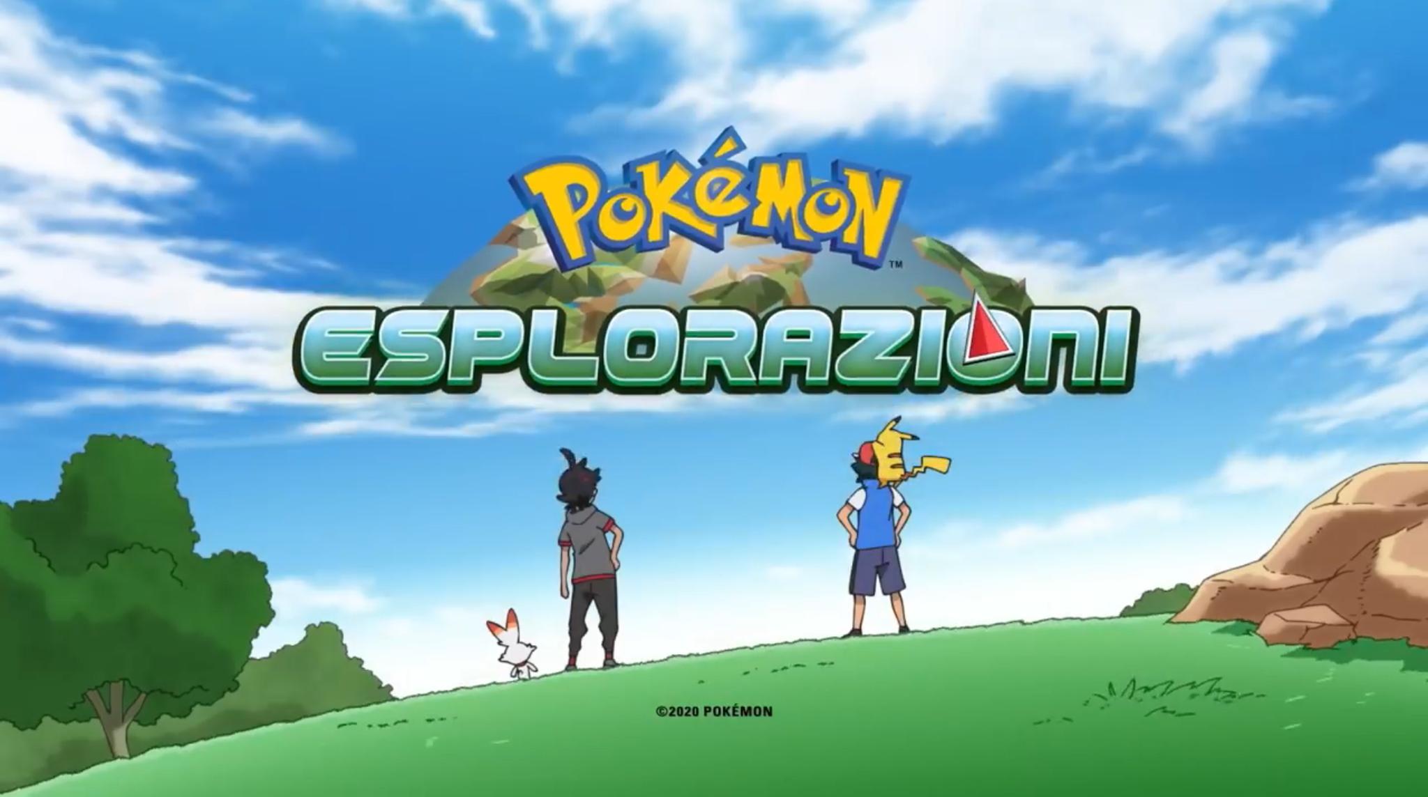 Esplorazioni Pokémon